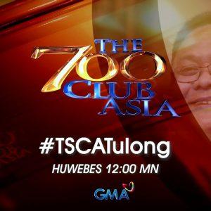 #TSCATulong Trailer Episode | The 700 Club Asia