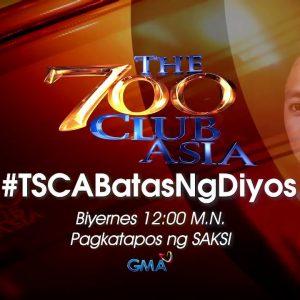 #TSCABatasNgDiyos Trailer Episode | The 700 Club Asia