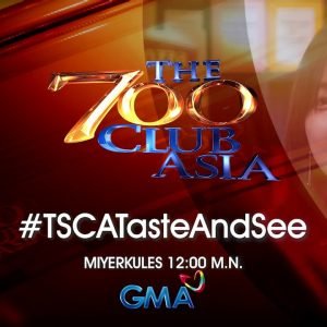 #TSCATasteAndSee Trailer Episode | The 700 Club Asia