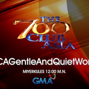 #TSCAGentleAndQuietWoman Episode Trailer | The 700 Club Asia