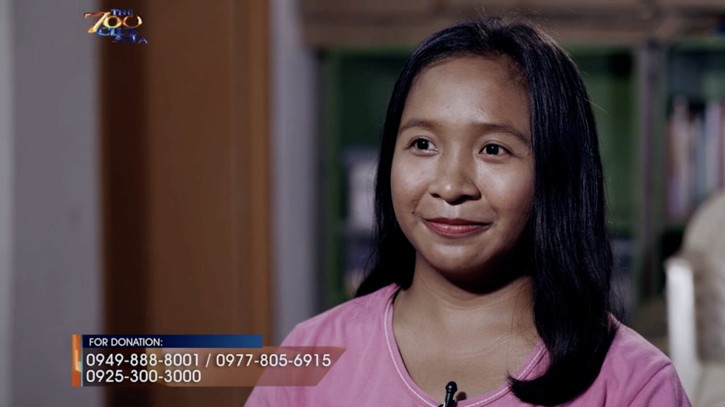 Operation Blessing - Marjorie Mabatan 6