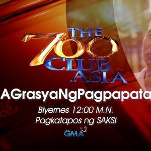 #TSCAGrasyaNgPagpapatawad Episode Trailer | The 700 Club Asia