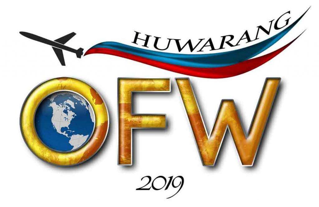 4 Huwarang OFW 2019