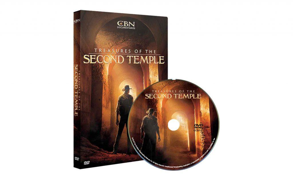 CBN Treasures of the second temple