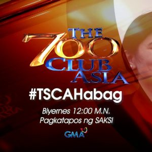 #TSCAHabag Episode Trailer | The 700 Club Asia