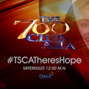 #TSCATheresHope Episode Trailer | The 700 Club Asia