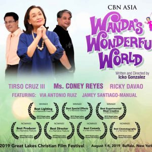 Wanda's Wonderful World Takes Home its 1st International Film Fest Awards