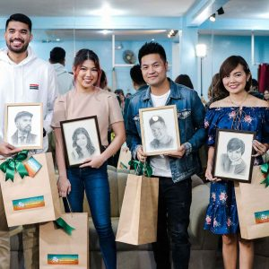CBN Asia at 25 – Artists and  Media Influencers graced the AFTO MediaCon
