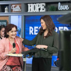 CBN Asia at 25 – The 700 Club Asia Host, Lara Quigaman-Alcaraz's Story