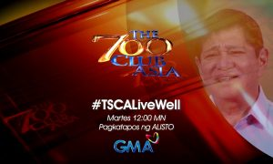 #TSCALiveWell Episode Trailer   The 700 Club Asia