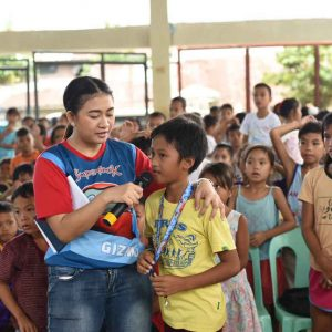 Superbook and Operation Blessing reached out to Children in Leyte