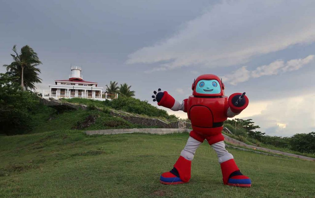 Superbook Capul 11 (Gizmo at the Lighthouse)
