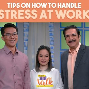 5 Tips on Managing Work-Related Stress