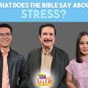 Stressed Out? Here's What the Bible Says
