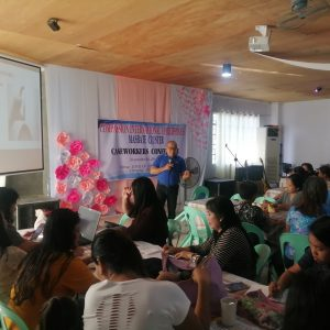 CBN Asia Prayer Center, Compassion International, Trained Counselors in Masbate