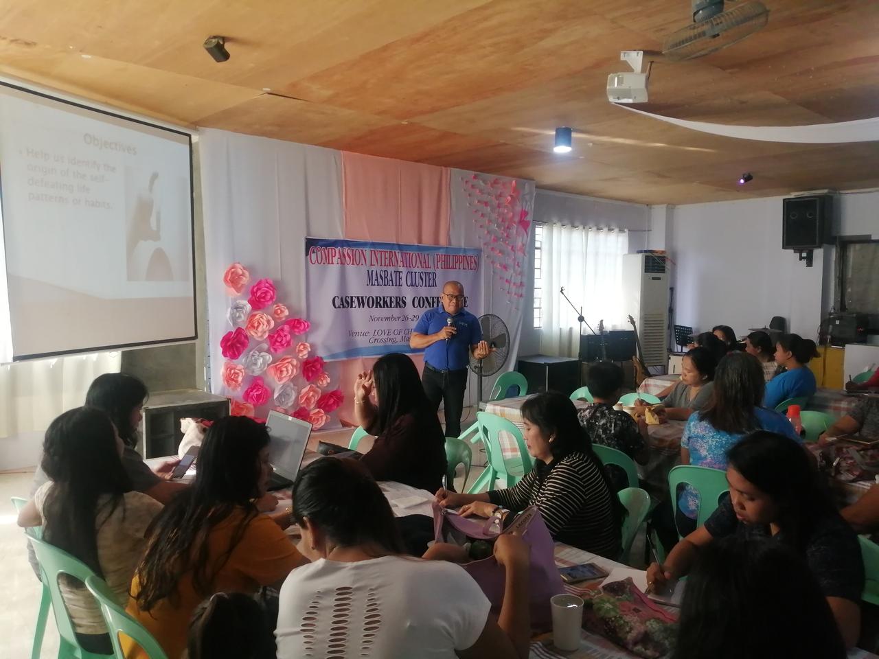 Counseling Training Masbate 1