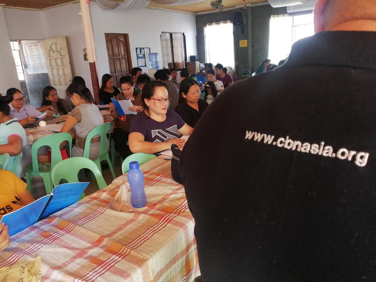 Counseling Training Masbate 3