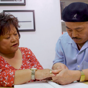 George and Merlyn Rivera Prayer Center CBN Asia 7
