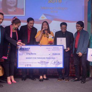 CBN Asia Honored Outstanding Huwarang OFW 2019 Winners