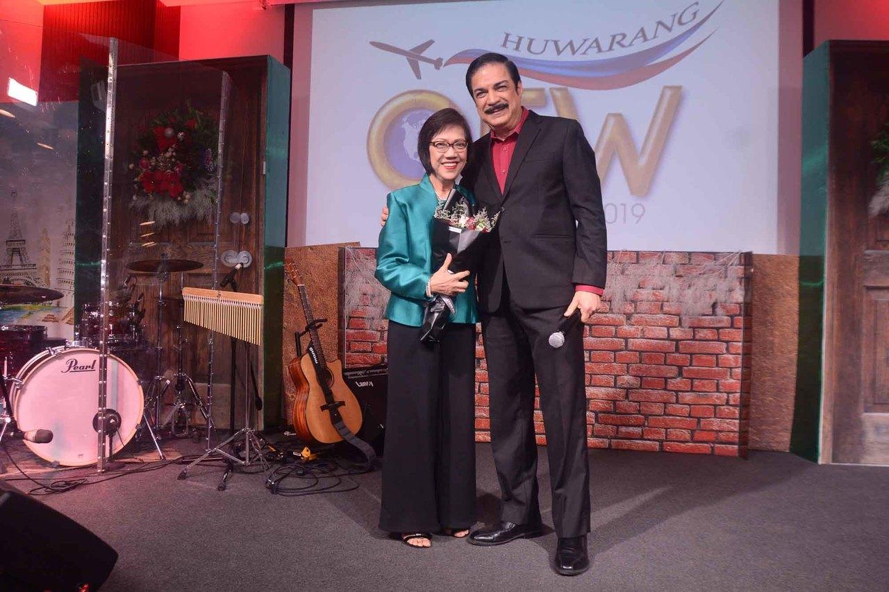 Huwarang OFW Rebecca Cabral