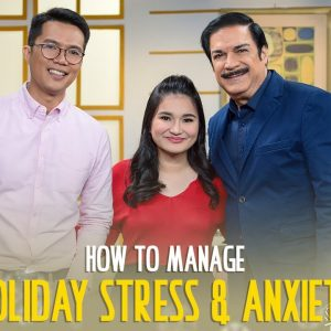 5 Tips to Manage Holiday Stress | Beyond Small Talk