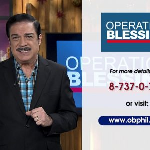 Typhoon Tisoy-affected families need your help! |Support Operation Blessing's One Step Ahead
