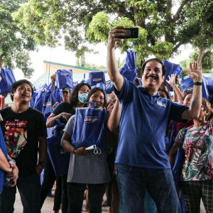 It isn't over yet – Sending hope to our kababayans in Taal continues