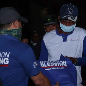 Extend God's Comfort to our Kababayans Affected by Taal Eruption
