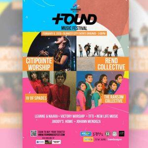 Manila's Biggest Christian Music Fest Underway this Feb 2020