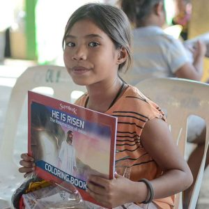Superbook Inspires the Children of Batangas to Hope Again