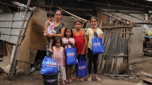 Aftermath: What Happens to Taal Eruption Survivors Now? | Operation Blessing