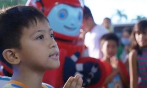 Superbook in Batangas: Help Us Bring Back the Children's Smiles