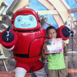 Superbook Helped Bicolano Kids Develop their Love for Reading