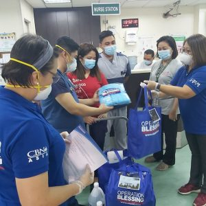 Staying at Home but Wants to Help Frontliners? Here's How | Operation Blessing