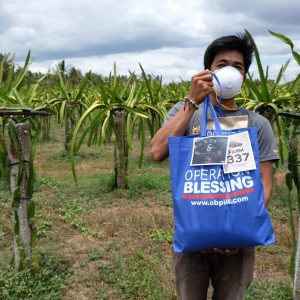 Through the Lens of Compassion: Operation Blessing's Fight against COVID-19