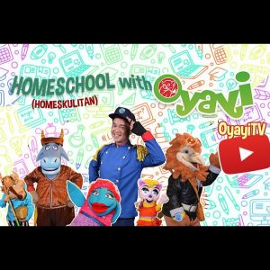 "Oyayi TV is Back with ""Homeskulitan"" for Kids to Enjoy during Quarantine!"