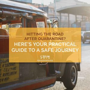 Hitting the Road after Quarantine? Here's Your Practical Guide to a Safe Journey