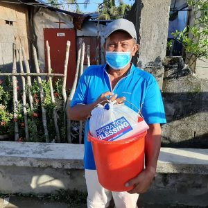 Filipino Bayanihan: Stronger than Any Typhoon, Greater than Any Pandemic