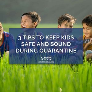 Tips to Keep Kids Safe and Sound during Quarantine | National Safe Kids Week