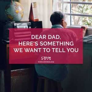 Dear Dad, Here's Something We Want to Tell You