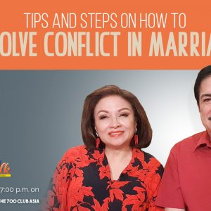 How to Deal with Conflict in Your Marriage | Beyond Small Talk