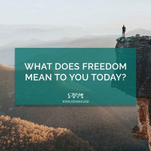 What Does Freedom Mean to You Today?