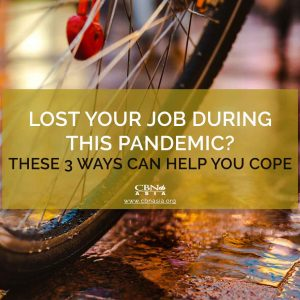 Lost your Job during this Pandemic? These 3 Ways can Help you Cope