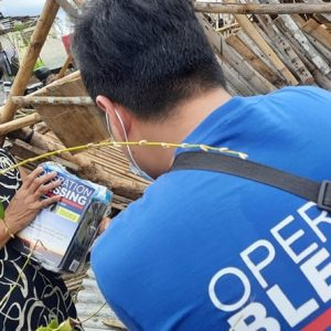 Prayers and Helping Hands Needed forTyphoonRolly-AffectedFamilies