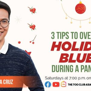 Feeling Blue this Christmas? Here are 3 Tips to Help You Overcome