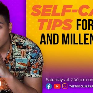 Millennials and Gen Z, how do you take care of yourself? | Beyond Small Talk