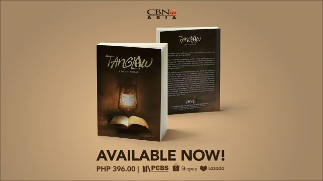 """Let God's Light into Your Life with the """"Tanglaw"""" Devotional Book!"""