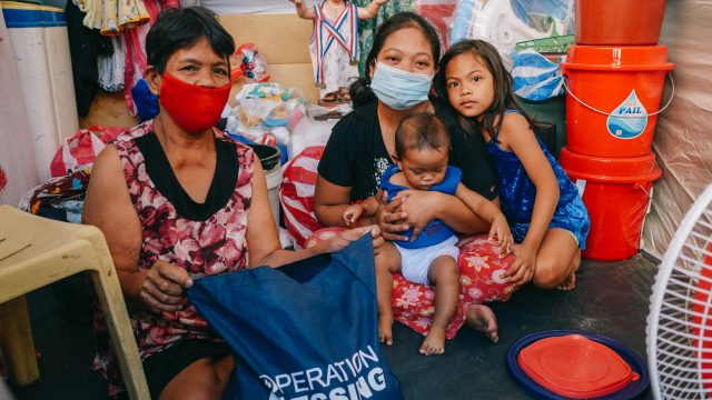 Operation Blessing Welcomes Donations to Help Parola Fire Survivors
