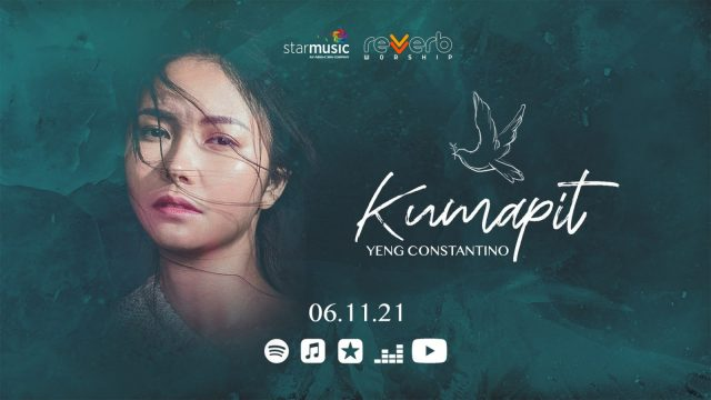 """Yeng Constantino's Latest Single """"Kumapit"""" will Inspire You to Hold on to God during Hard Times"""