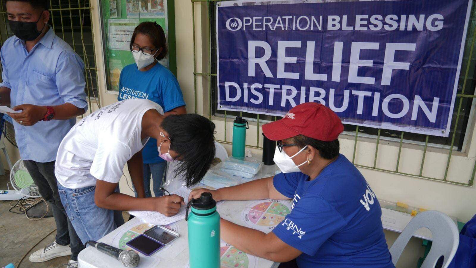 When Hunger Knocks, We Respond with Much-Needed Relief and Prayers